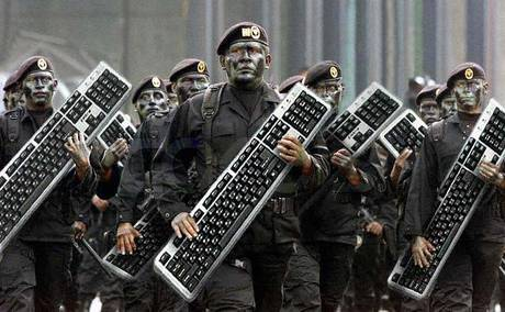 thoughts on keyboard warriors