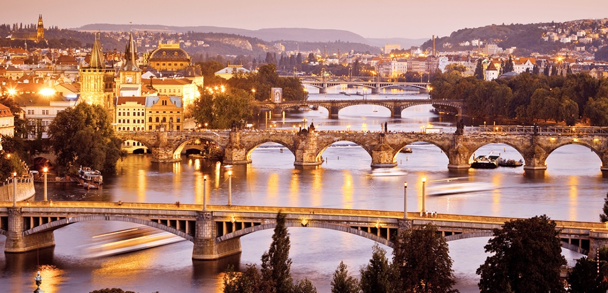 a guide to Prague