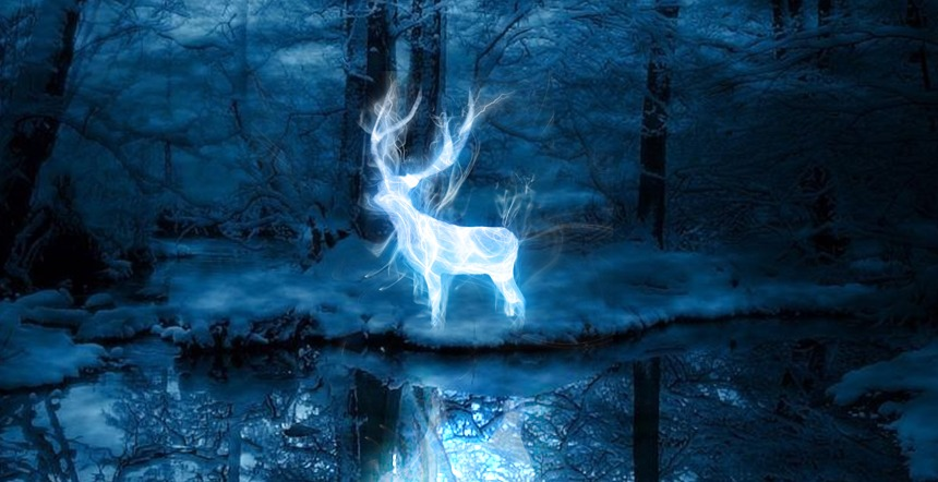 dealing with the crushing blow of finding out my patronus