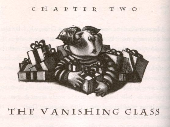 Chapter Two: The Vanishing Glass